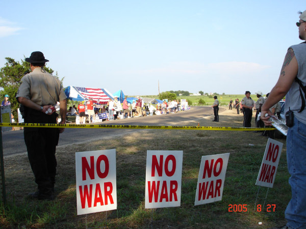 no war no war